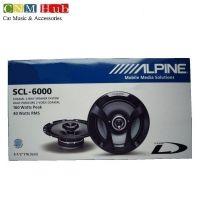 ALPINE model no SCL-6000