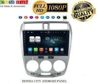 Honda City Android Panel