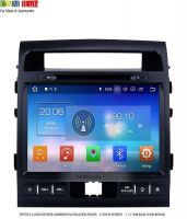 Toyota Land Cruiser Android Navigation Panel