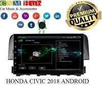 Honda Civic Android Panel 2018