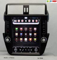 Prado X-Tesla Android Panel