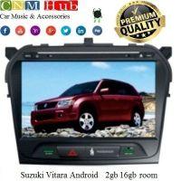 Suzuki Vitara Android Panel