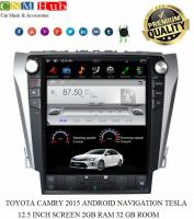 Toyota Camry 2015 Tesla