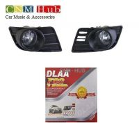 Dlaa Fog Light For Pak Suzuki Swift 2010-2017 Sz186