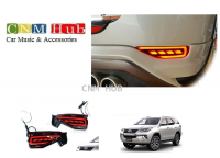Toyota Fortuner 2017 Rear Bumper DRL Set