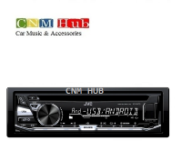 JVC KD-R473 CD Receiver with front USB/AUX Input
