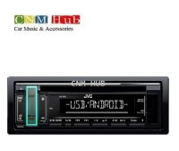 JVC KD-T401 CD Receiver with USB/AUX Input