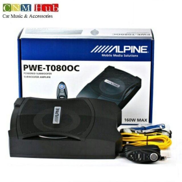 ALPINE model no PWE-T080OC