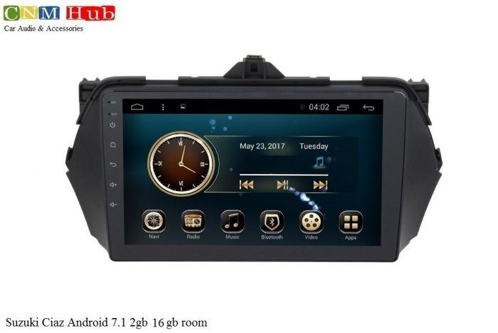 Suzuki Ciaz Android Panel