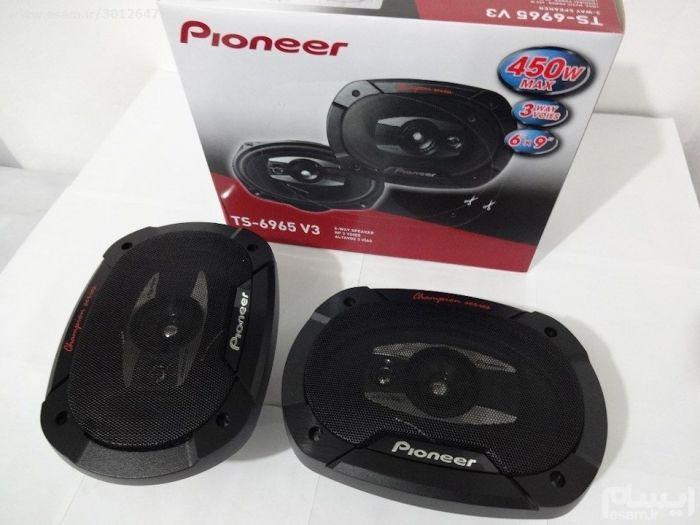 Pioneer model no TS-6965V3