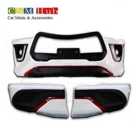 Toyota Revo TRD Body Kit Plastic