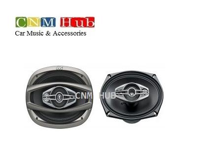 JVC CS-HX7158 5-Way Coaxial Speakers