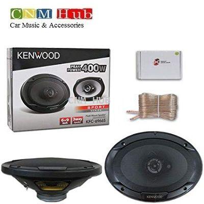 KENWOOD KFC-s6966 3 way speaker 400watt